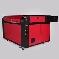2018 newest 100W CO2 LASER ENGRAVERING MACHINE 900X600MM USB CE AND FDA CERTIFICATE