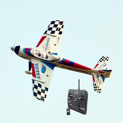 TSRC F3A RC RTF Propeller Plane Model W/ Brushless Motor Servo 45A ESC Battery