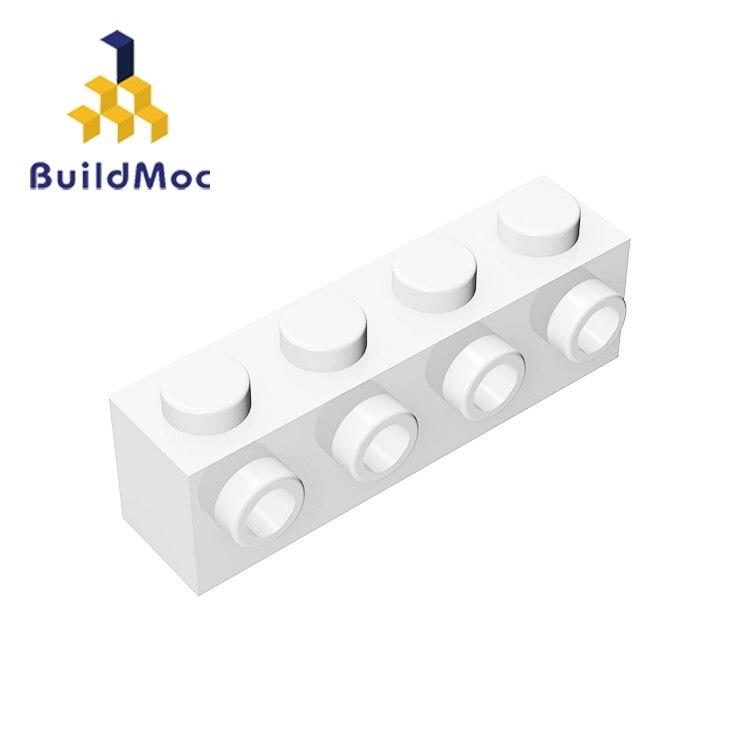 BuildMOC Compatible Assembles Particles 30414 1x4 For Building Blocks DIY LOGO Educational High-Tech Spare Toys