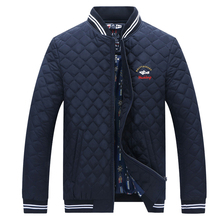 Top quality Spring Autumn men Slim Fit shark Mens Jackets M-4XL Casual Brand Clothing Outerwear Newest shark Jacket