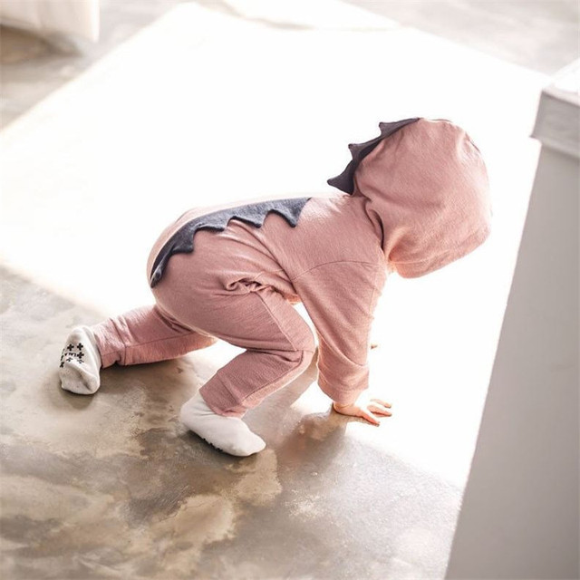 Baby 3D Dinosaur Costume