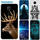 Elk Case Frozen Phone Cover For Letv Leeco Le Pro 3 AI Edition X650 X651 Coque Cute Cat Flower Soft Silicone Back Case Capa