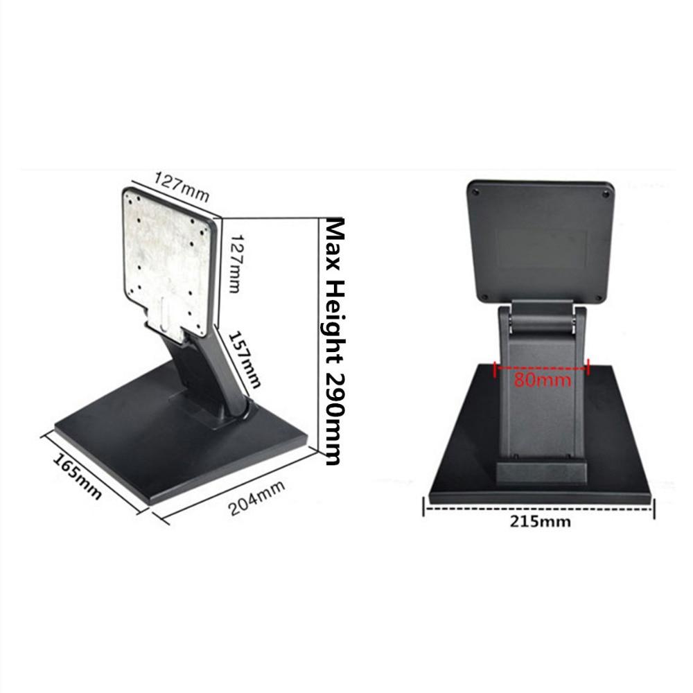 Wearson WS-03A Tənzimlənən LCD Monitor Stendi Qatlanan VESA - Kompüter periferikler - Fotoqrafiya 5