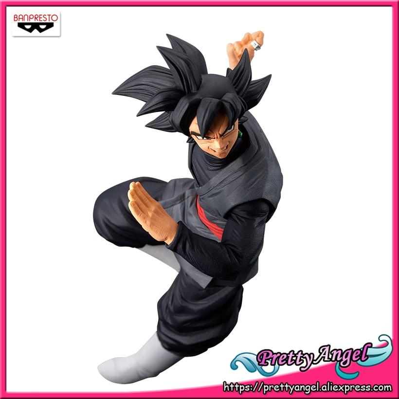 PrettyAngel - Genuine Banpresto Son Gokou FES !! vol.6 Dragon Ball Super Goku Black Collection Figure prettyangel genuine banpresto dxf the grandline series vinsomke family vol 1 one piece sanji yonji collection figure