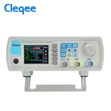 купить Cleqee JDS6600-60M JDS6600 Series 60MHZ Digital Control Dual-channel DDS Function Signal Generator frequency meter Arbitrary недорого