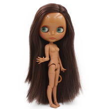 Nude Doll Similar To Blyth BJD doll, Customized Dolls Can Be Changed Makeup and Dress by DIY 12 Inch Ball Jointed Dolls for Girl