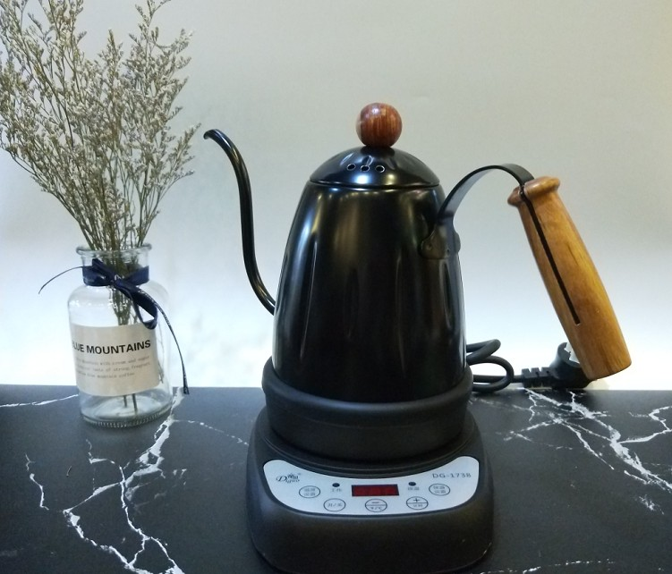 220vElectric Water Kettle/Variable Temperature Digital /Electric Gooseneck Kettle For Pour Over Coffee & Tea