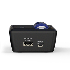 Image 4 - XTAR VC2S VA LCD Screen Micro USB Powered Portable Power Bank Charger Apply To 3.6V/3.7V Li ion/IMR/INR/ICR 26650 18650 Charger