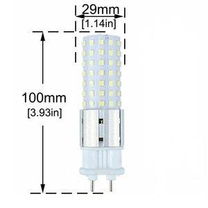 Image 3 - 10 pièces, 15W G12, 96 pièces, Super brillant, SMD 2835 LED, ampoule de remplacement, lampe à ampoule 150W ampoule LED, lampe à maïs, 85 265V