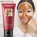 Meiking clarifying mask máscara facial acne tratamento cuidado da face de sucção nariz blackhead acne tratamentos de clareamento hidratante