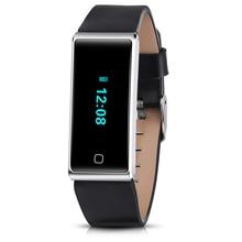 Монитор Сердечного Ритма Смарт QS60 ЭКГ трекер наручные браслет SMS и вызовов Вибрация напомнить BT4.0 Смарт Браслет мониторинг сна