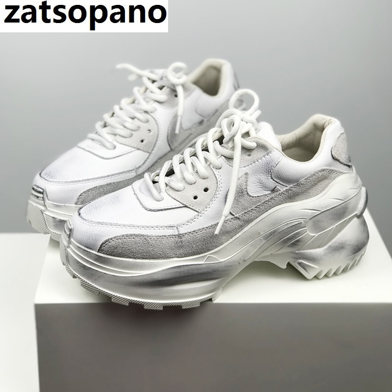 2019 Spring Autumn Shoes Women Platform Shoes Lady Lace Up Casual Pumps Creepers Harajuku Punk Sneakers Girl Female Silver Shoes2019 Spring Autumn Shoes Women Platform Shoes Lady Lace Up Casual Pumps Creepers Harajuku Punk Sneakers Girl Female Silver Shoes