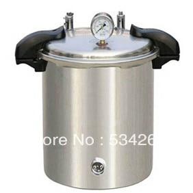 18L PORTABLE Pressure Steam AUTOCLAVE (quick-open) rice cooker parts steam pressure release valve