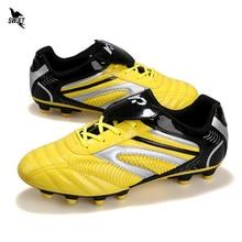 32-45 Men AG Soccer Shoes Artificial Grass Ground 2017 Boy Kids Football Boots Superfly Training Fotball Cleats Futsal Sneakers