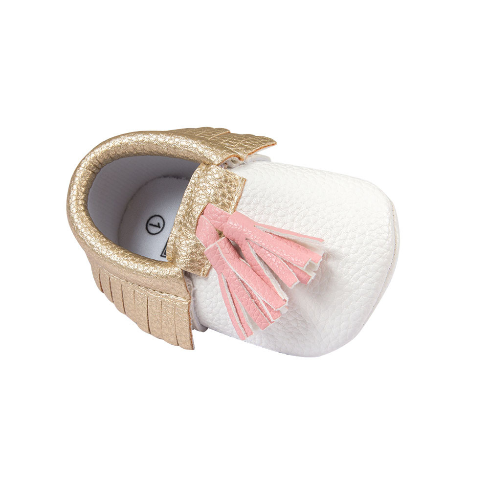children footwear Booties shoes for girls kids Booties for newborns Tassel Soft Sole Prewalker Shoes slippers socks