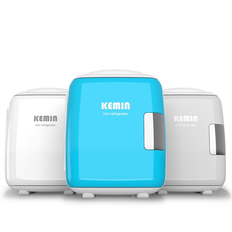 Portable 8L Mini Car Fridge Refrigerator 12V /220V Both Car Home