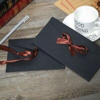 White Korea Retro Creative Western Envelope For Wedding Birthday Party Diy Multifunction Invitation Envelope Dd307