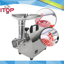 ITOP Multifunction Meat Grinder High Quality Stainless Steel Blade Home Cooking Machine Mincer Sausage Machine