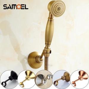 Samoel brass adjustable handhe