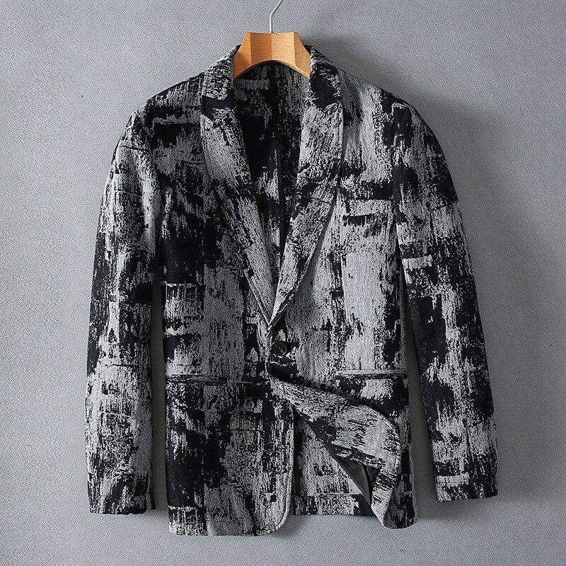 2019 chaqueta de lino de alta calidad para hombre, nueva chaqueta de estilo primavera otoño, de algodón puro, de lino, Casual, para hombre, talla MLXL2XL3XL-in chaqueta de deporte from Ropa de hombre    2