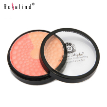 Rosalind Professional Face Makeup Meteorites Illuminating Pressed Powder 19 Colors Optional Powder Brand Love Alpha