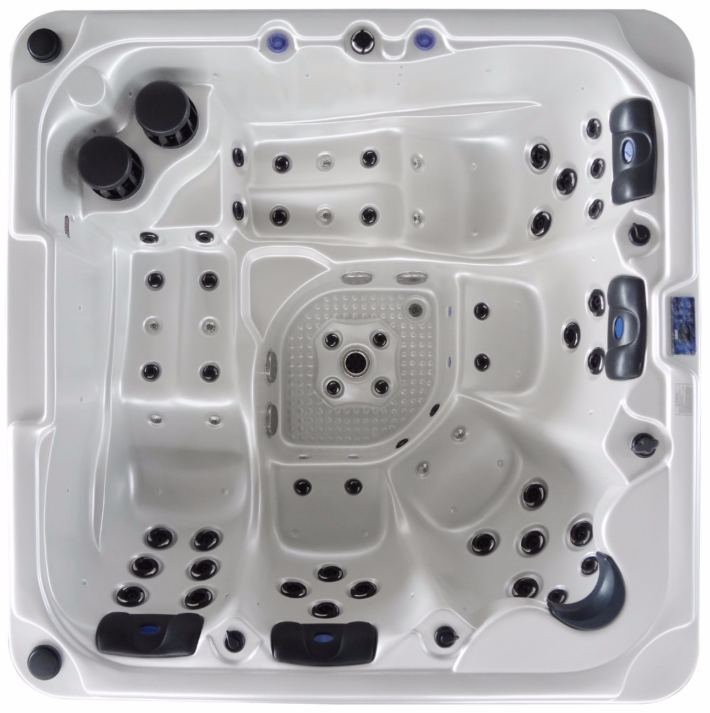 1803 5 Person 2 Lounger Portable Hot Tub For Sale In Bathtubs