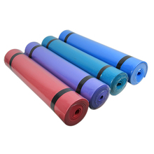 Yoga Mat 6MM Thick Non-slip Fitness Pad For Yoga Exercise