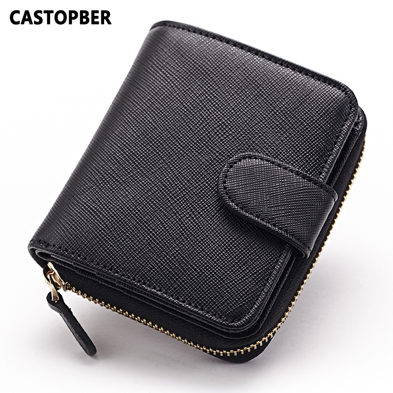 European And American Style Split  Leather Short Women Wallets Designer Fashion Coin Purse Wallet High Quality Ladies Bags wallets genuine leather new 2015 casual men fashion european american coin purse style free shipping multifunctional bags b909