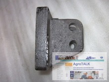 JINMA184 204 224 254 284 tractor parts, the rear cover, part number: 160.55.140-1