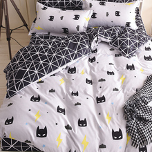 1 шт. мультяшный детский пододеяльник, постельные принадлежности, одеяло, одеяло, пододеяльник, одинарный, двойной, королева, король, подгонянный, 140*200 см