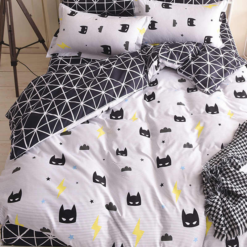 1PCS Cartoon Kids Duvet Cover Bedding Quilt Blanket Comforter Cover Single Double Queen King Customized 140*200cm