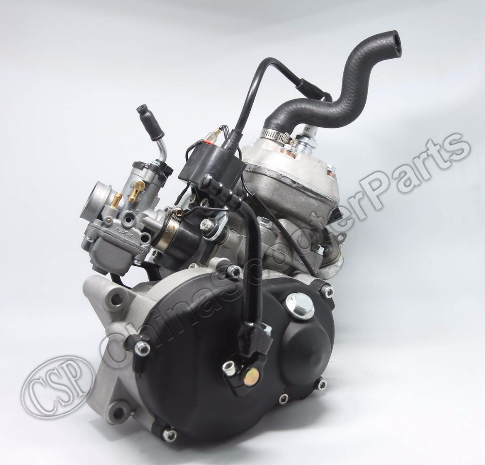 Buy 49cc water cooled engine for 05 ktm for Used dirt bike motors for sale
