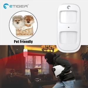 Image 3 - ETiger S4 GSM מערכת אזעקה אלחוטי אבטחת בית GSM אזעקה