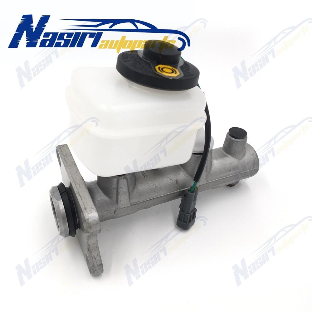 US $39 98 45% OFF|Brake Master Cylinder For Toyota LAND CRUISER FJ80 HDJ80  HZJ80 FZJ80 4 5L 4477cc 24V 1FZ FE Lexus LX450 47201 60551-in Master