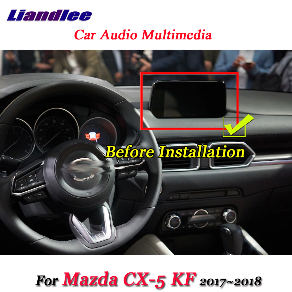 For Mazda CX-5 KF 2017~2018-5