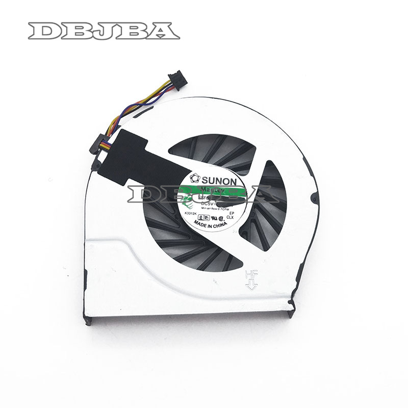 NEW HP Pavilion g4-1000 g6-1000 g7-1000 series CPU cooling fan 4 wires