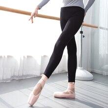 women leggings dance capris legging sport yoga leggings for women ballet pants cotton dancewear dance bottom leggings modis m182s00006 pants capris trousers for sport casual for female for woman tmallfs
