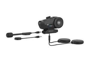 Image 3 - 1000m Bluetooth Intercom Motorcycle Helmet Headsets for 2Rider BT Wireless Walkie Talkie Moto Stereo Interphone MP3 GPS FM Radio