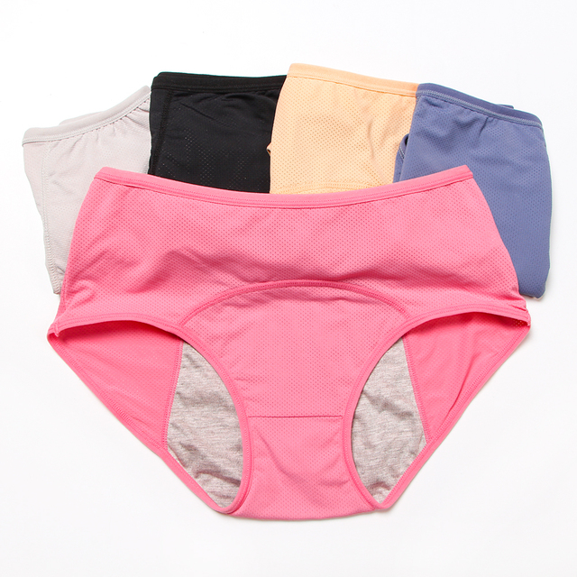 Leak Proof Menstrual Period Panties Women