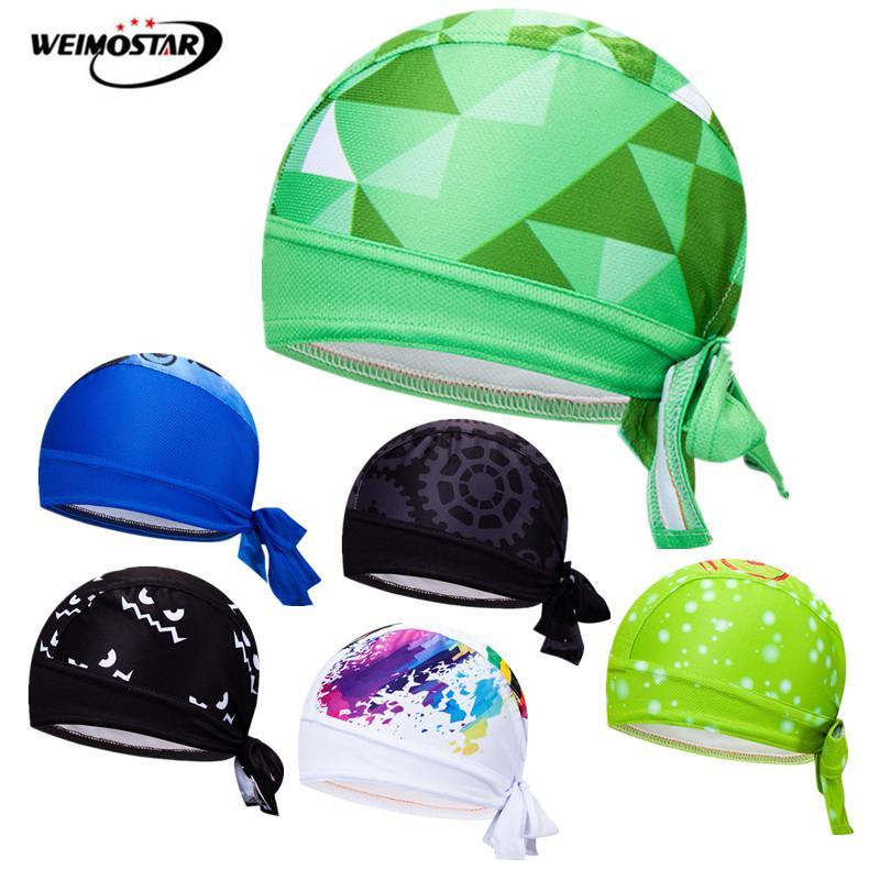 2018 New Unisex Cycling Cap Bicycle Sports Sunshade Cap MTB Anti-UV Hat Bike Cap
