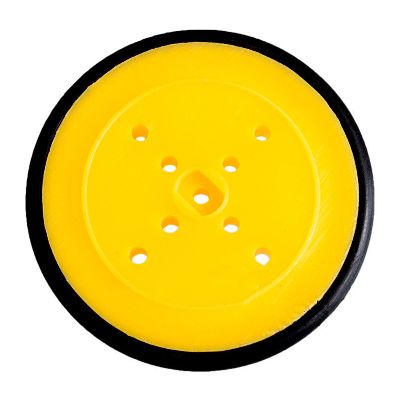 1pcs Rubber Wheel Robot Tire TT Motor Robot Intelligent Vehicle Platform Car Electronic Design Toys