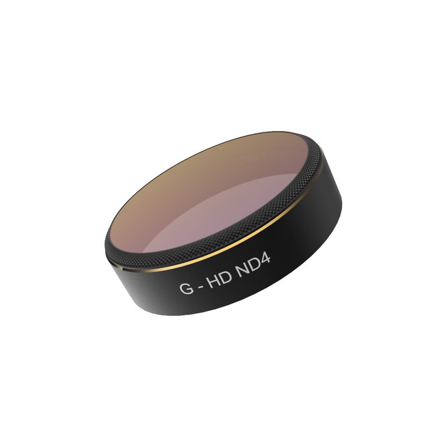 Pgytech Lens Filters 6pcs//Set UV//CPL//ND4//8//16//32 Graduated HD Lens Filters for Phantom 4 PRO Drone Quadcopter