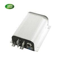 Yüksek güç yüksek akım genel fırçasız dc denetleyici ile regen 24v 48V 3kw 4kw BLDC denetleyici