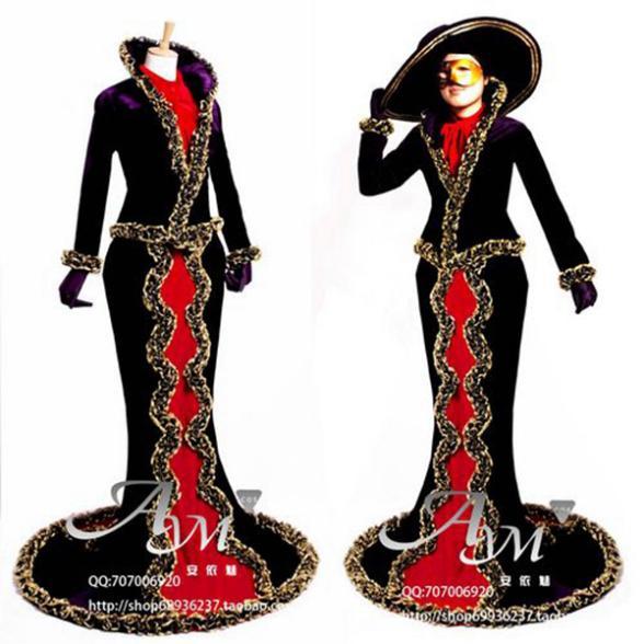 jaqueta vestido itália costume 3