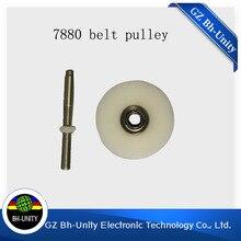 2pcs/lot inkjet Printer 7880 Belt pulley for E pson Stylus Pro 7880 7800 9880 9800 CR Drive Pulley/Belt Pulley