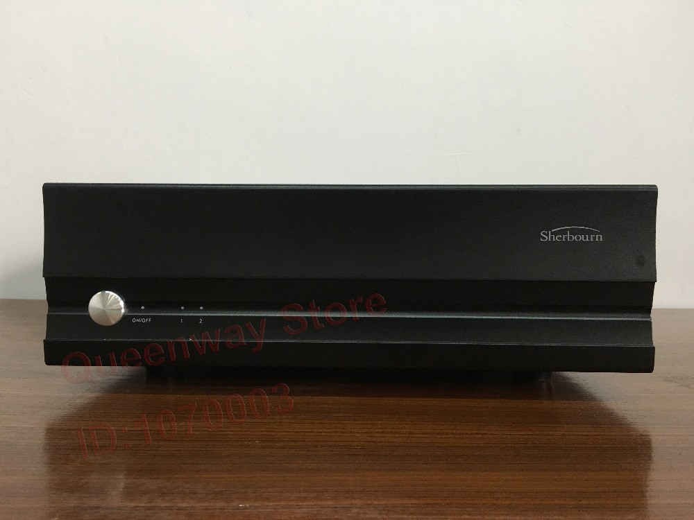 Sherbourn 2-250 stereo amplifier 2 channels 250W(8ohms) 500W(4 ohms) home theater power amplifier цена