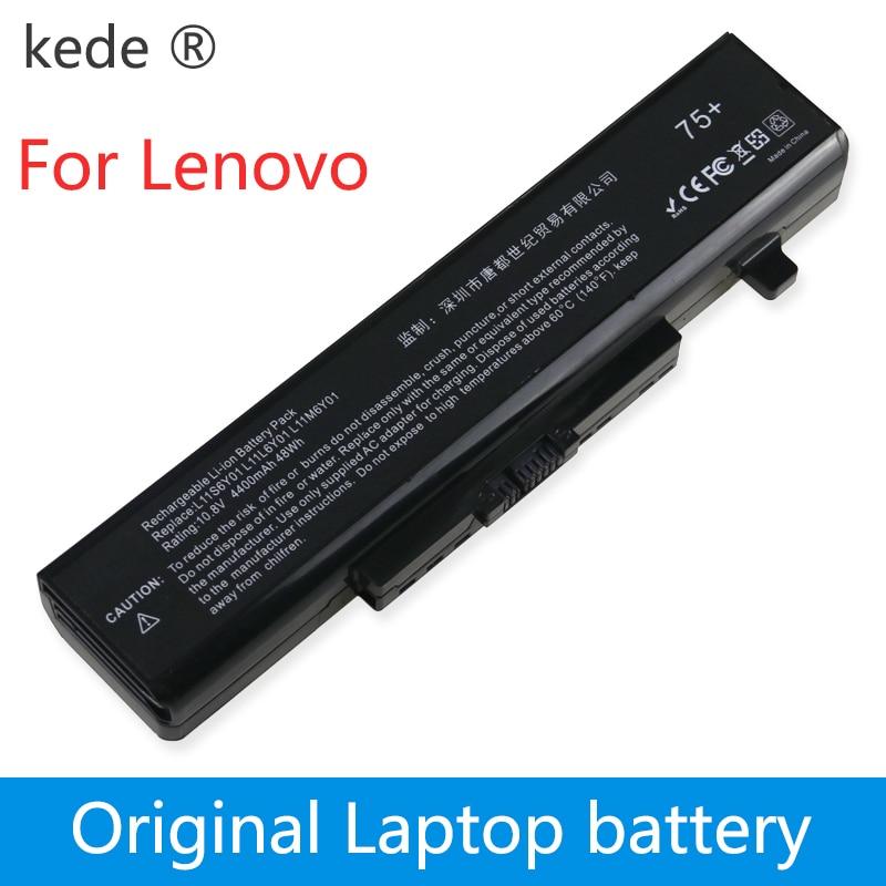 kede Original laptop Battery For Lenovo ThinkPad Y480 B480 G480 B485 B490 B580 B585 B590 E430 E431 E435 E445 E530 E49 E531 E535 new original cpu cooling fan for lenovo thinkpad e430 e435 e430c e530 e535 heatsink 4 pins dc 5v cooler free shipping