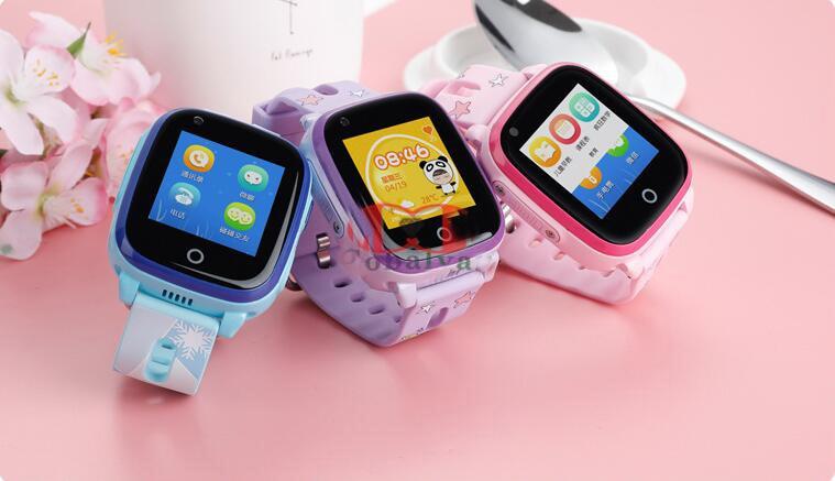 4G Camera GPS Watches WI-FI Kids Children Students Smart Wristwatch Sim Card/SOS/Video Call/ Monitor Tracker Location Waterproof 16
