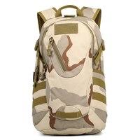 20L Waterproof Backpack Military Tactical Molle Army Bag Camping Hiking Rucksack Durable School Bag Outdoor Bag