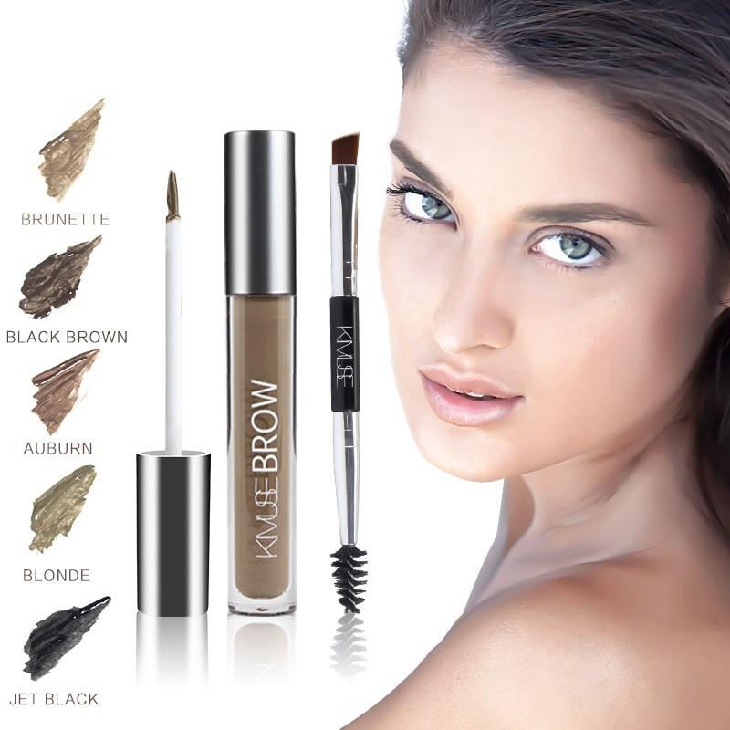 Eyebrow Enhancer Tint Gel Waterproof Tattoo Makeup Eyebrow ...